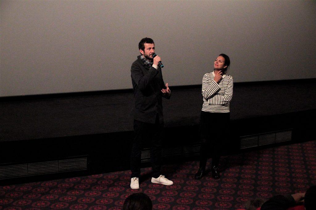 Olivier Babinet et Isabelle Giordano